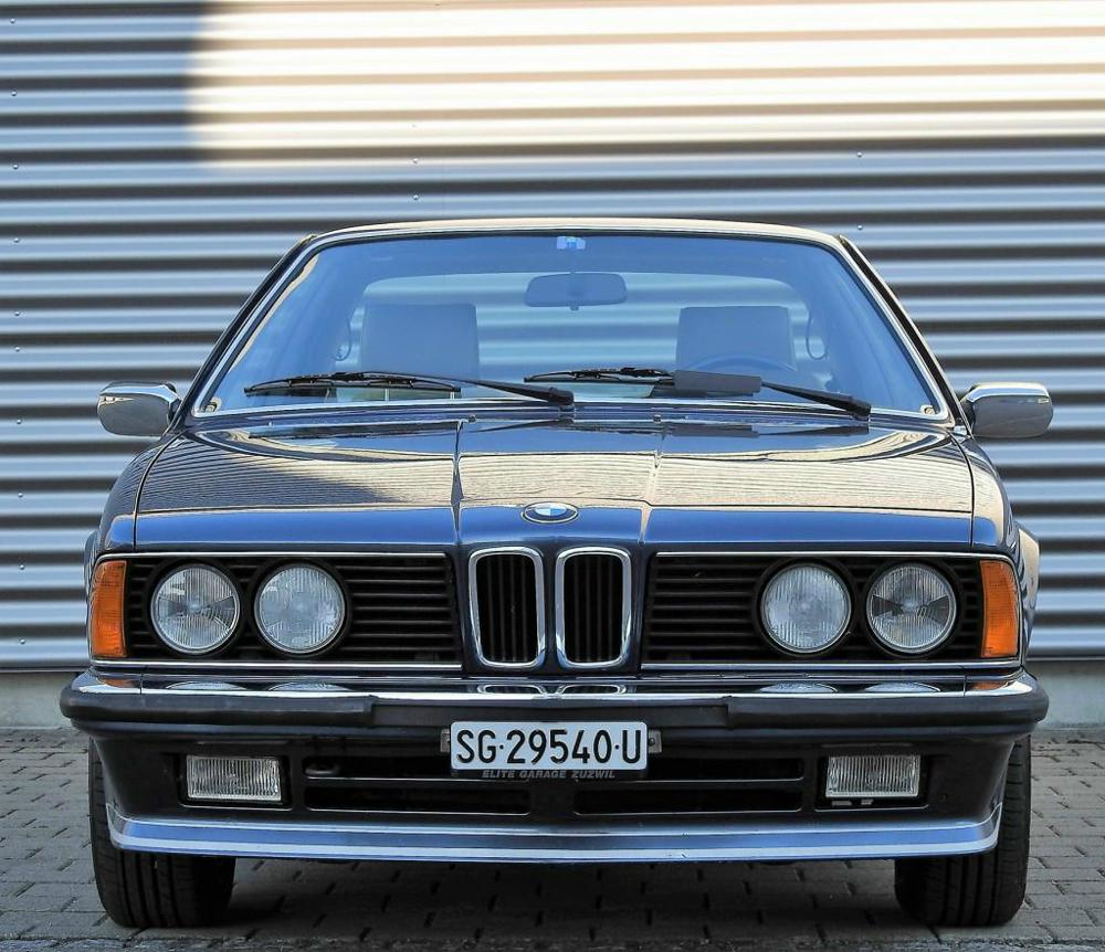Bild 2: Occasion BMW 635 CSI Coupé