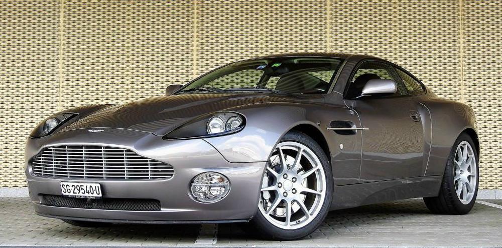 Occasion Aston Martin Vanquish V12 5 9 48 Coupé Inserat 35878