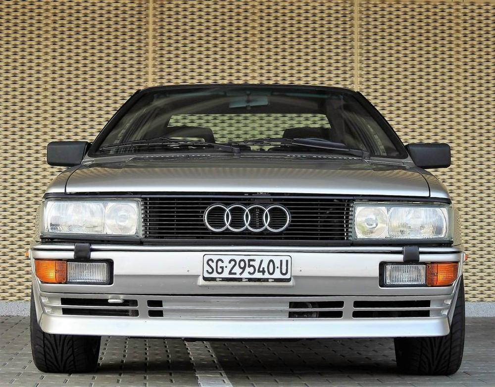Bild 2: Occasion Audi quattro Turbo Coupé