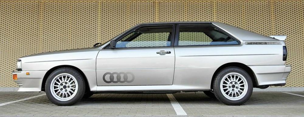Bild 3: Occasion Audi quattro Turbo Coupé