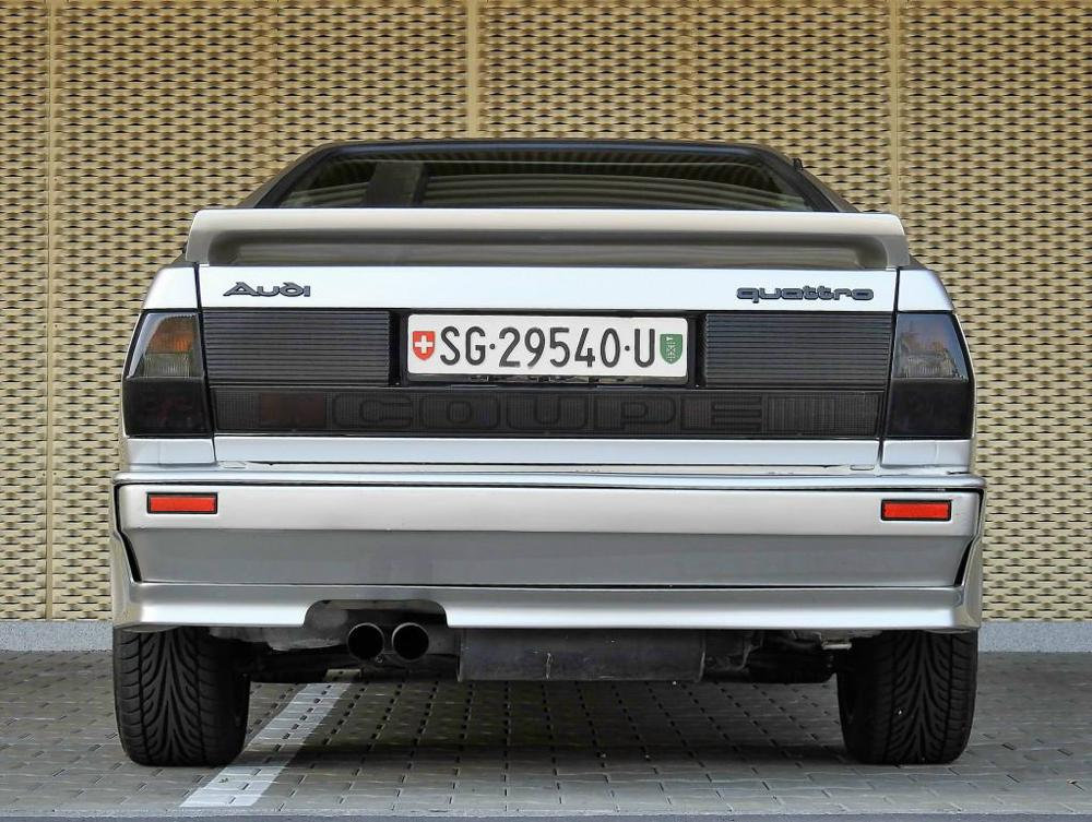 Bild 4: Occasion Audi quattro Turbo Coupé