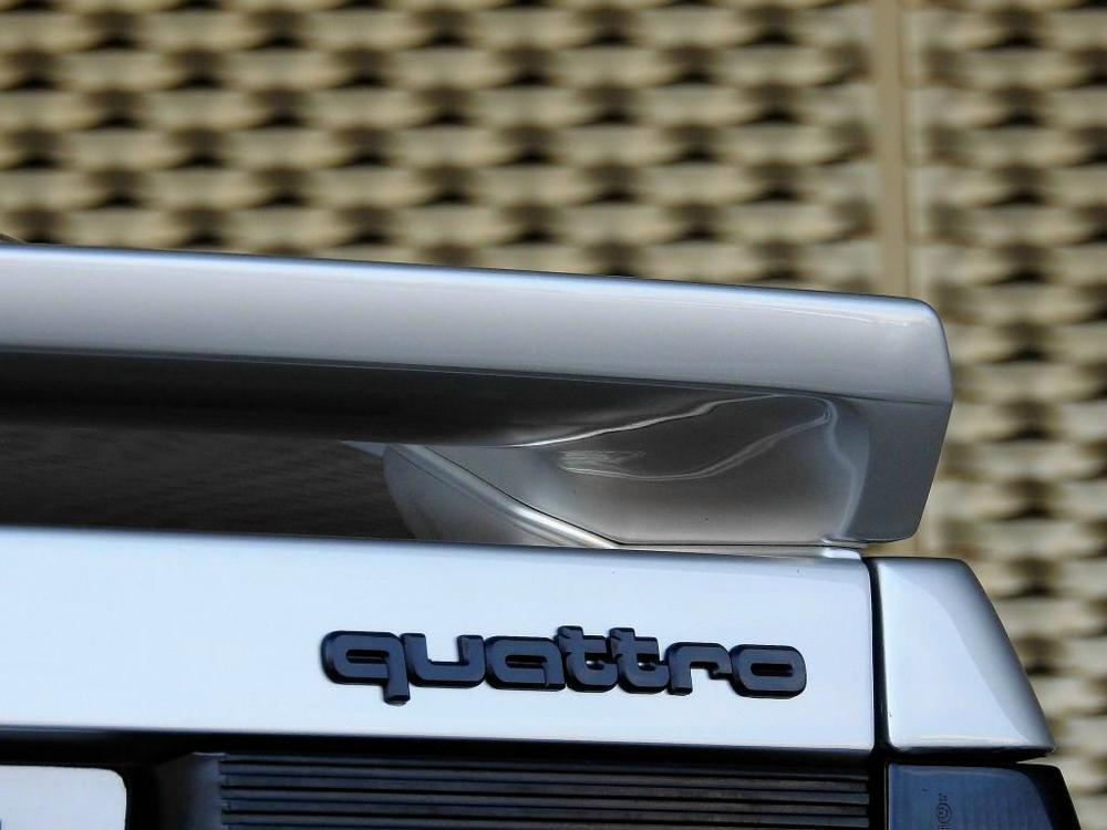Bild 6: Occasion Audi quattro Turbo Coupé
