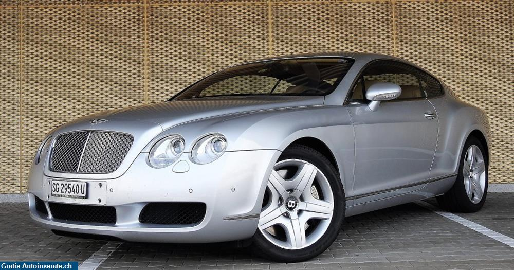 Occasion Bentley Continental GT 6.0 Coupé