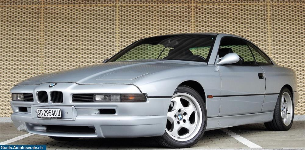 Bild 1: Occasion BMW 850CSi Coupé