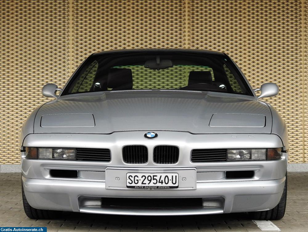 Bild 2: Occasion BMW 850CSi Coupé