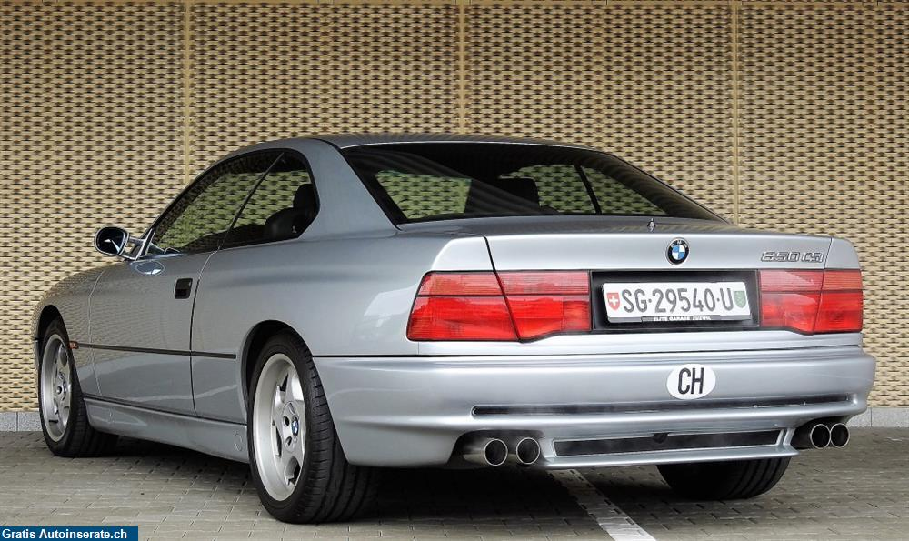 Bild 5: Occasion BMW 850CSi Coupé