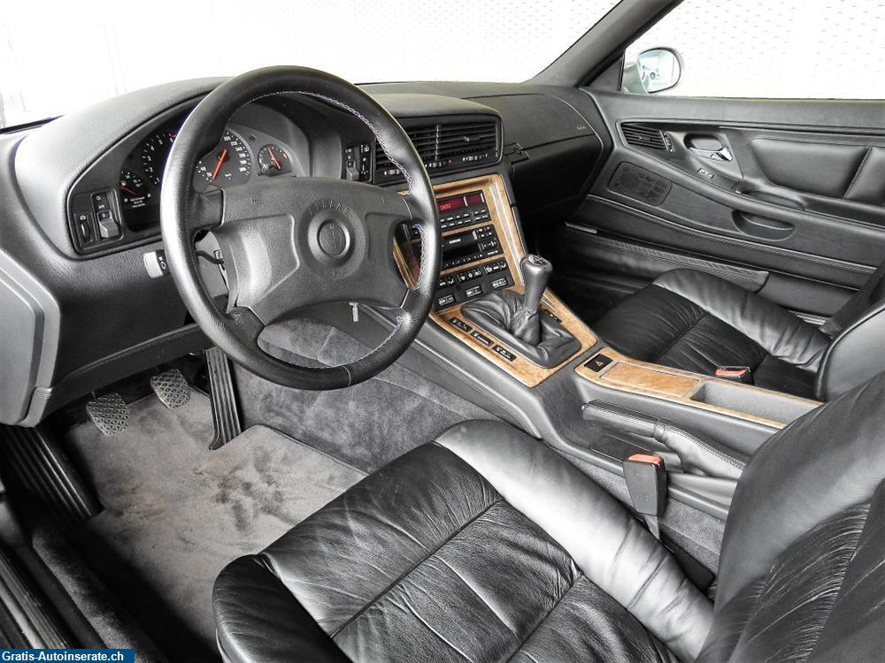 Bild 8: Occasion BMW 850CSi Coupé