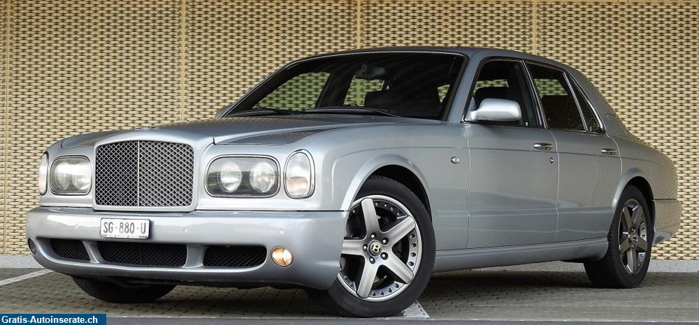 Bild 1: Occasion Bentley Arnage T Limousine