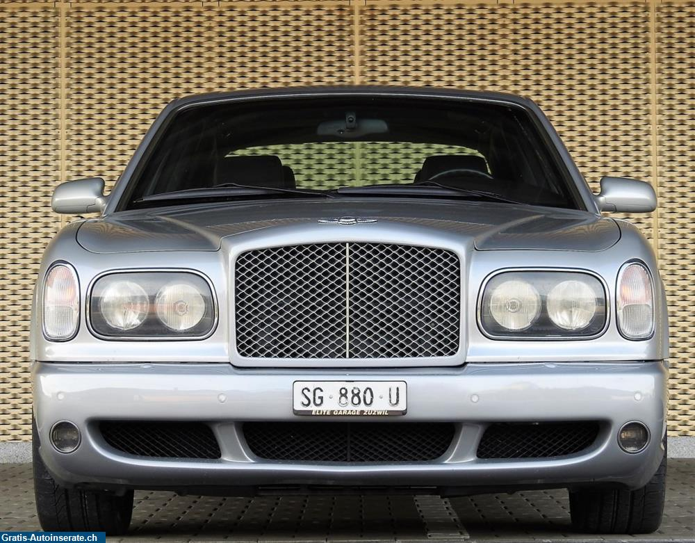 Bild 2: Occasion Bentley Arnage T Limousine