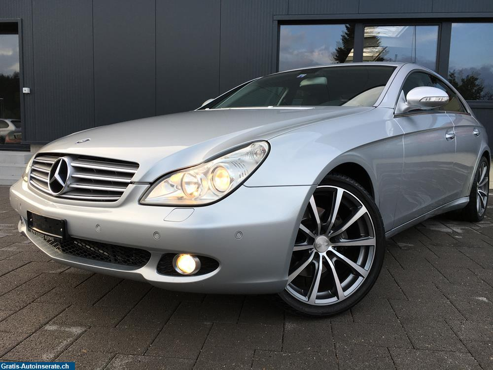 Occasion Mercedes-Benz CLS 500 7G-Tronic Limousine