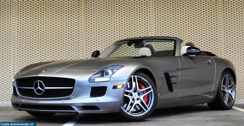 Occasion Mercedes-Benz SLS 63 AMG GT Speedshift Cabrio