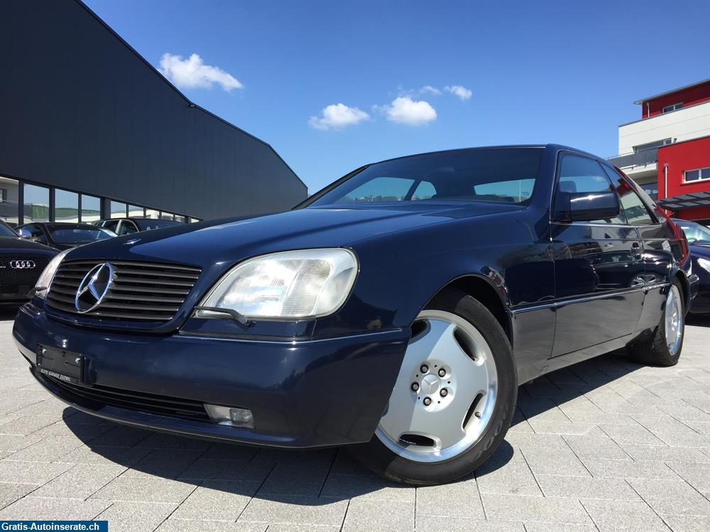 Occasion Mercedes-Benz S 420 Automatic Coupé