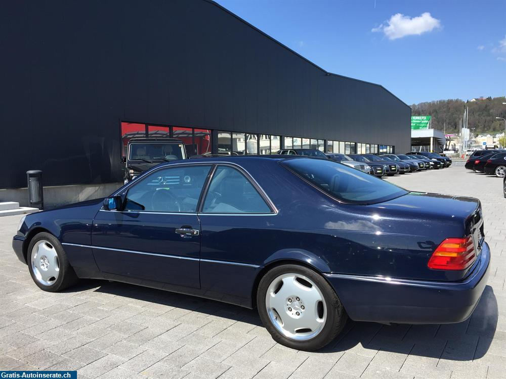Bild 4: Occasion Mercedes-Benz S 420 Automatic Coupé