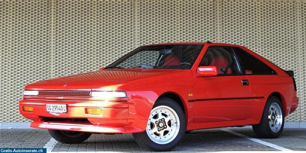 Bild 1: Occasion Nissan SILVIA 1.8 Turbo GRAND PRIX S12 Coupé