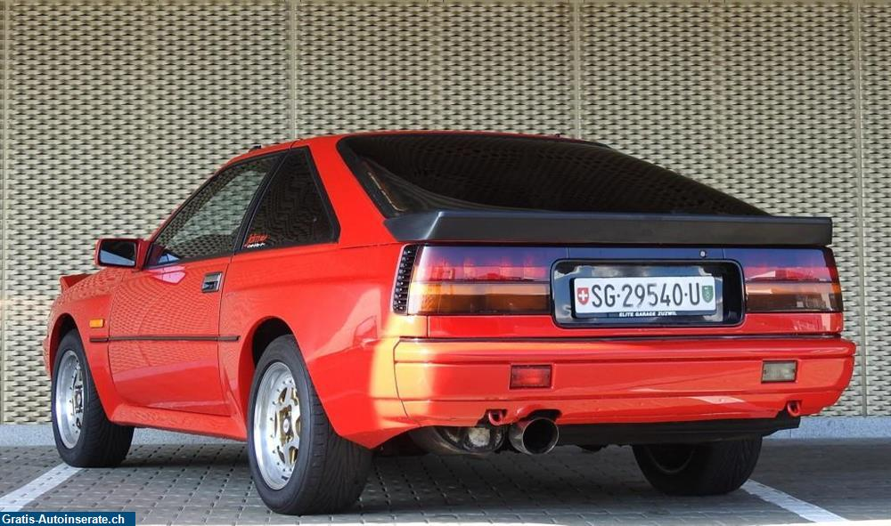 Bild 5: Occasion Nissan SILVIA 1.8 Turbo GRAND PRIX S12 Coupé