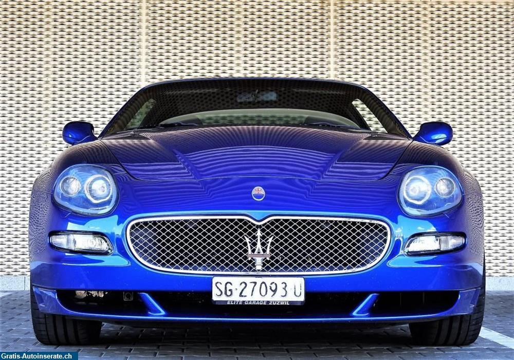 Bild 2: Occasion Maserati Coupé GranSport Coupé