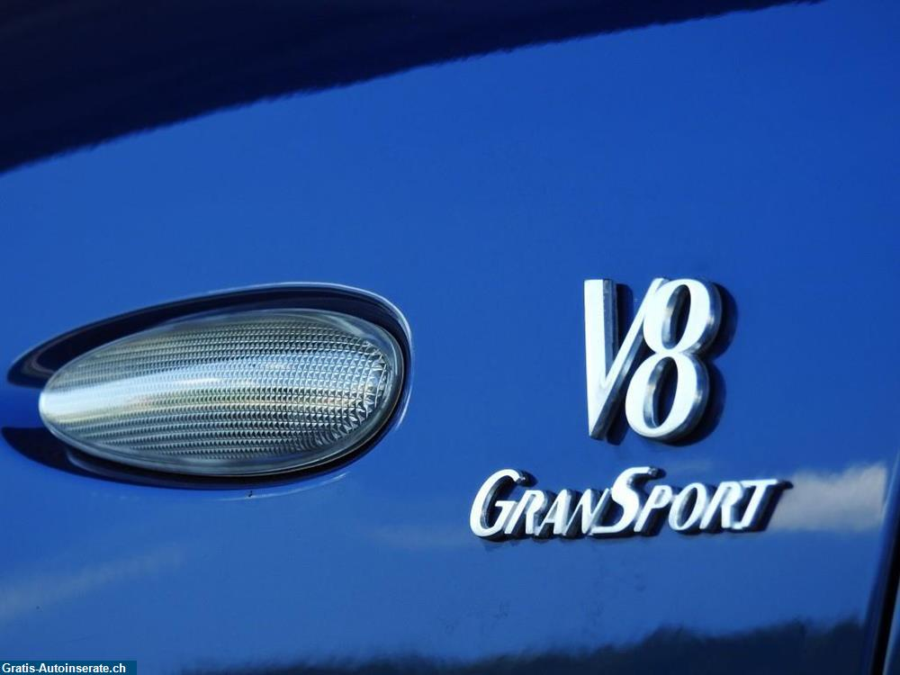 Bild 6: Occasion Maserati Coupé GranSport Coupé