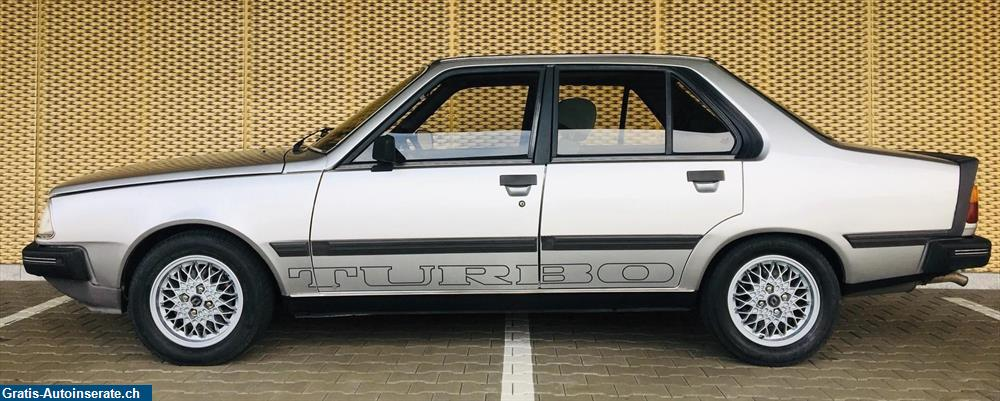 Bild 2: Oldtimer Renault R18 1600 Turbo Injection Limousine