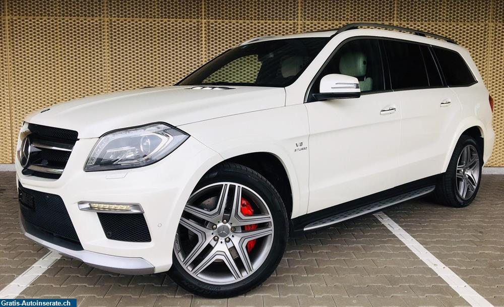 Occasion Mercedes-Benz GL 63 AMG 4Matic Speedshift Plus 7G-Tronic Geländewagen