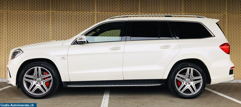 Bild 2: Occasion Mercedes-Benz GL 63 AMG 4Matic Speedshift Plus 7G-Tronic Geländewagen