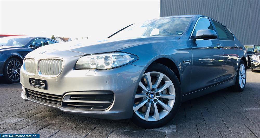 Occasion BMW 550i xDrive Steptronic Limousine