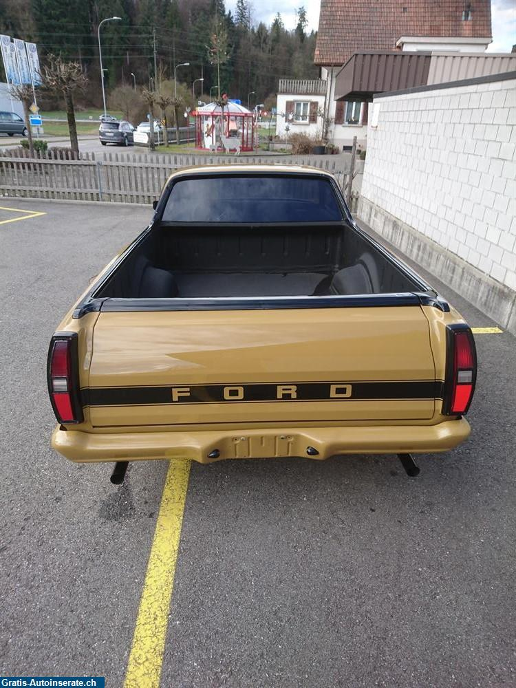 Bild 2: Oldtimer Ford (USA) Ranchero Pick up